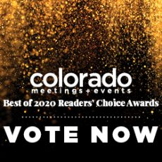 Best of Colorado Meetings and Events Magazine
