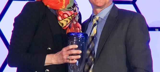 2017 MIC Leadership Award Recipient