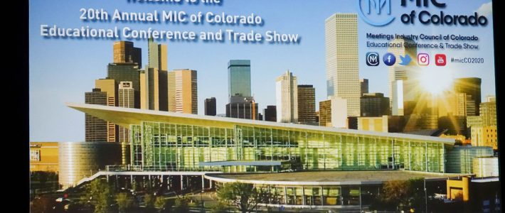 2020 MIC of Colorado Educational Conference and Trade Show